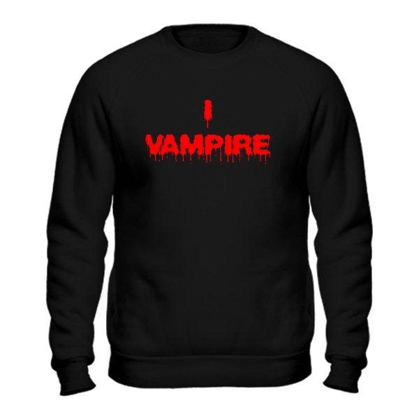 Свитшот Я Вампир