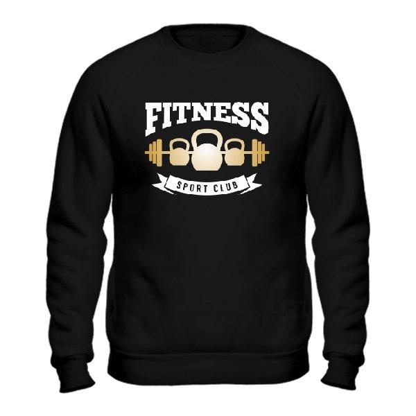 Мужской свитшот Fitness Sport Club