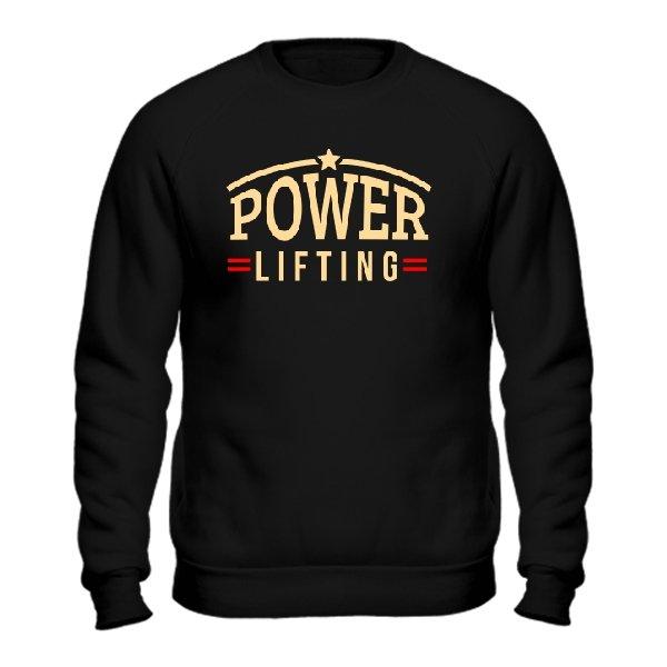 Мужской свитшот Power Lifting