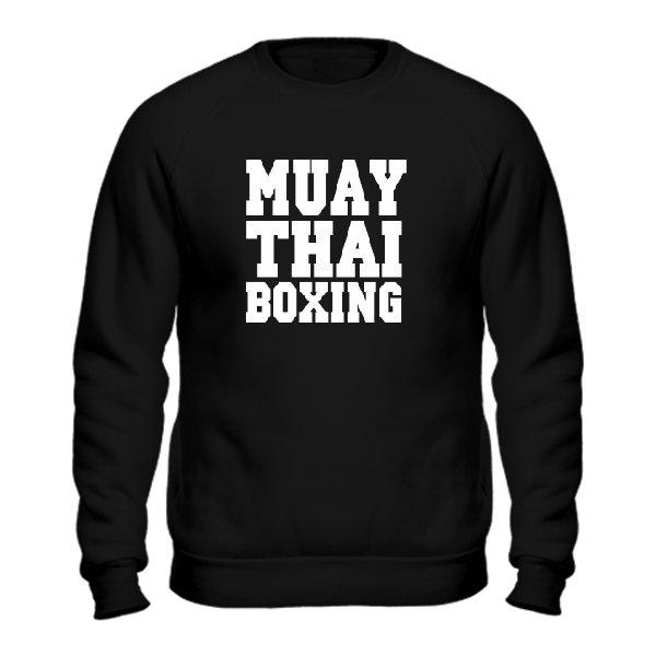 Мужской свитшот Muay Thai Boxing