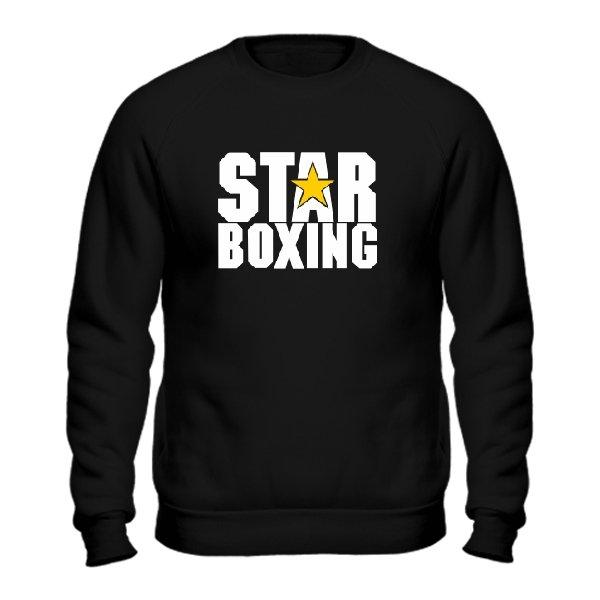 Мужской свитшот Звезда Бокса