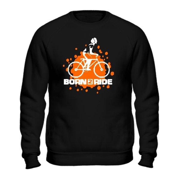 Мужской свитшот Born 2 Ride