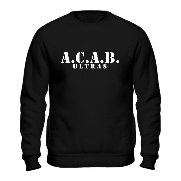 Мужской свитшот A.C.A.B. Ultras