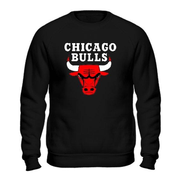 Мужской свитшот Chicago Bulls