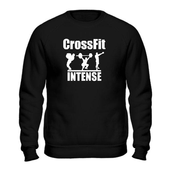 Мужской свитшот CrossFit Intense
