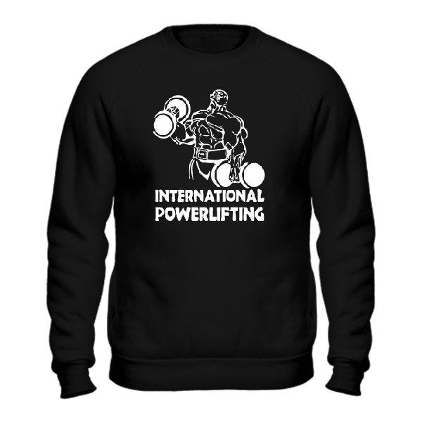Мужской свитшот International Powerlifting