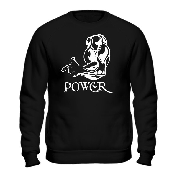 Мужской свитшот Power