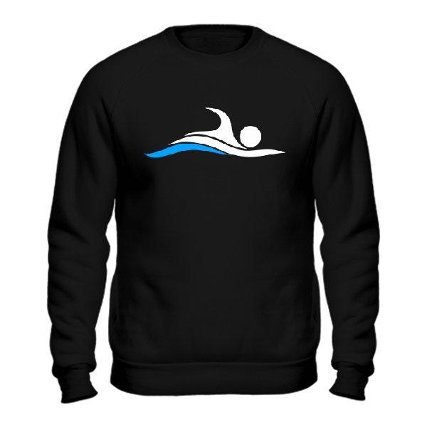 Мужской свитшот Плавание