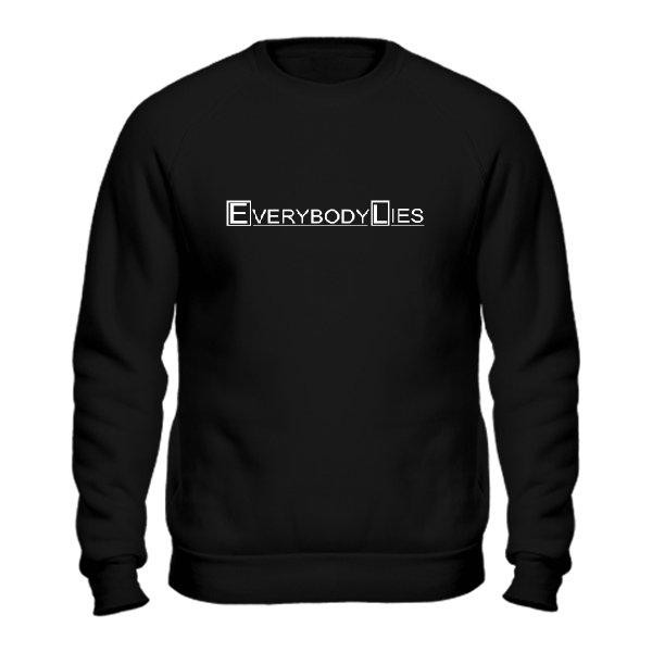 Мужской свитшот Everybody Lies