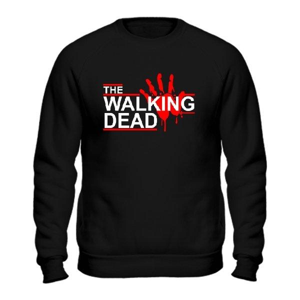 Мужской свитшот Walking Dead
