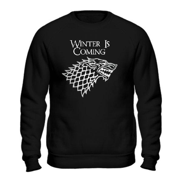 Мужской свитшот Winter is Coming