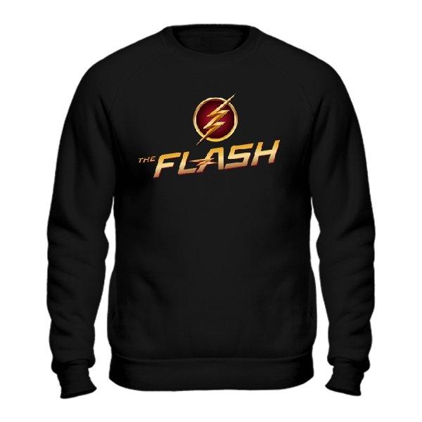 Мужской свитшот Flash