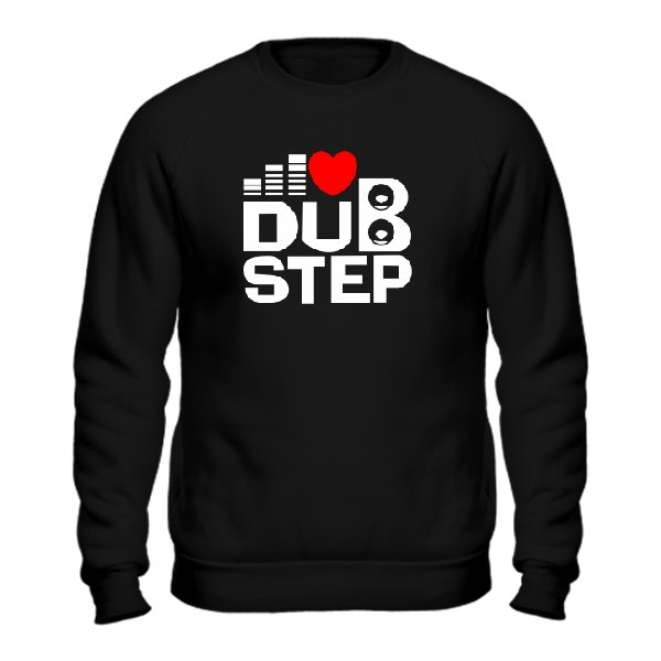 Мужской свитшот Dub Step