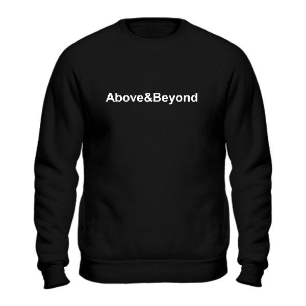 Мужской свитшот Above & Beyond
