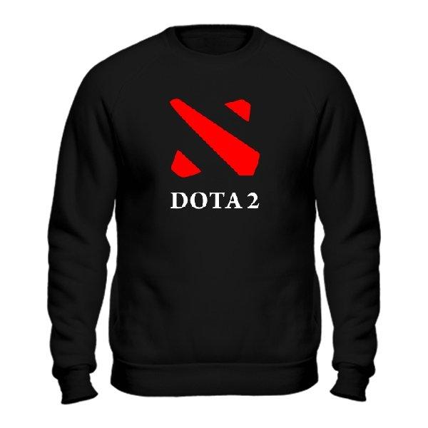 Мужской свитшот Dota 2 контур