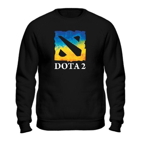 Мужской свитшот Dota 2 Ukraine Team