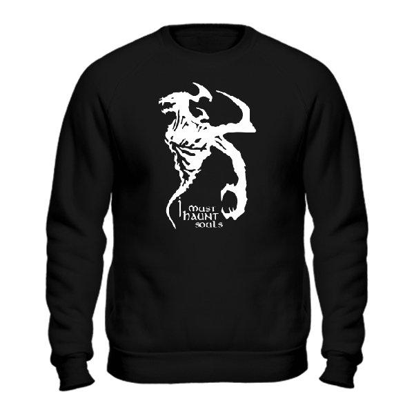 Мужской свитшот Nevermore Dota 2