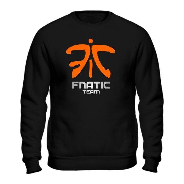 Мужской свитшот Fnatic Dota 2