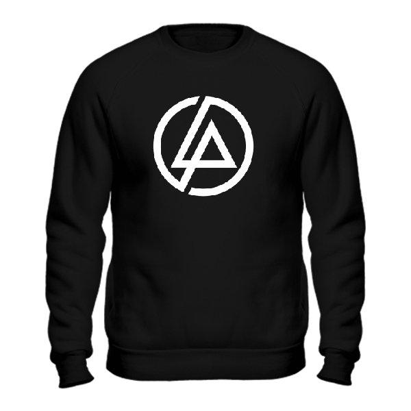 Мужской свитшот С логотипом Linkin Park