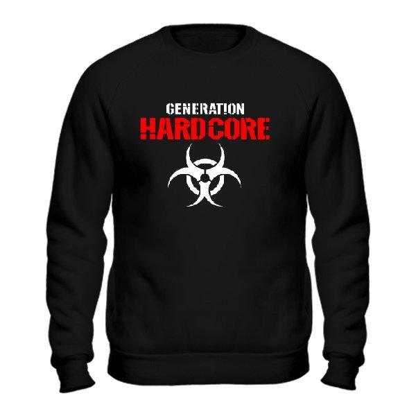 Мужской свитшот Generation Hardcore
