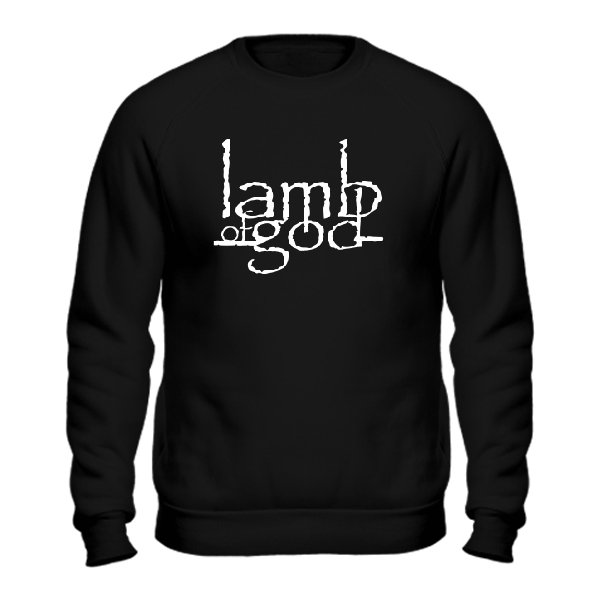 Мужской свитшот Lamb of God