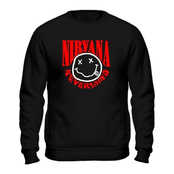 Мужской свитшот Nirvana Nevermind