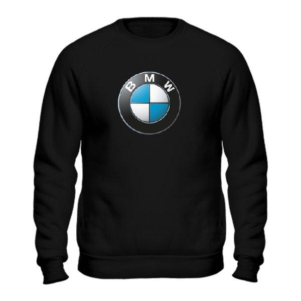 Мужской свитшот Логотип БМВ
