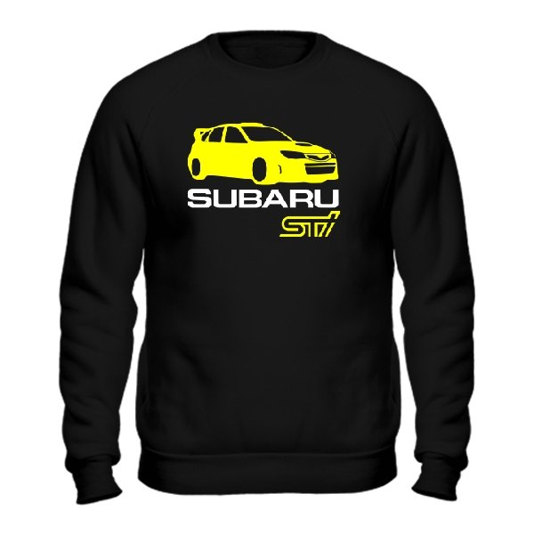 Мужской свитшот Subaru STI