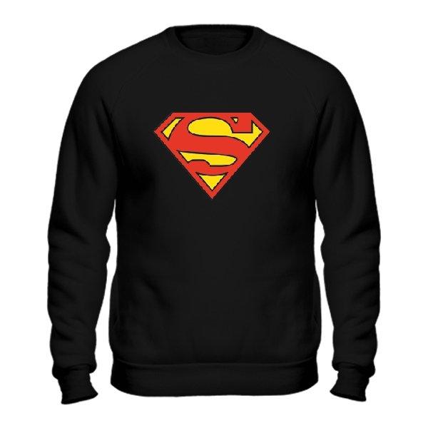 Мужской свитшот Супермен