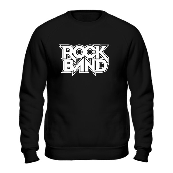 Cвитшот Rock Band
