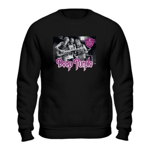 Cвитшот Deep Purple музыканты