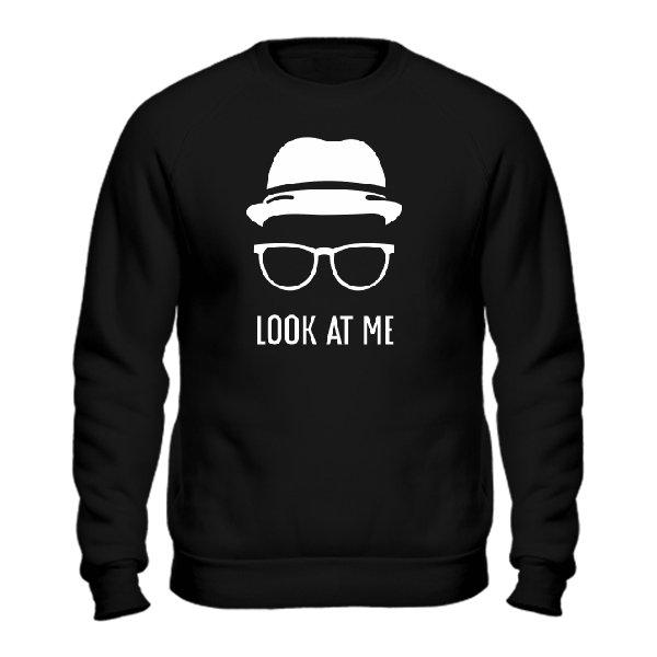 Cвитшот Look at me