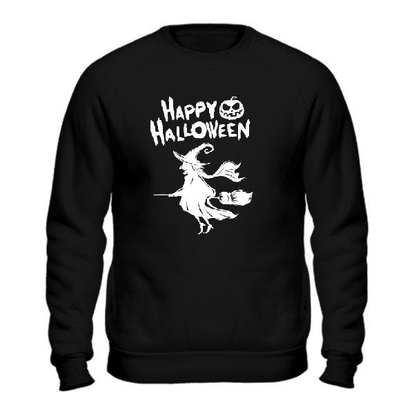 Свитшот Счастливый Хелоуин