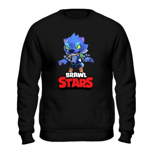 Свитшот Brawl Stars Werewolf