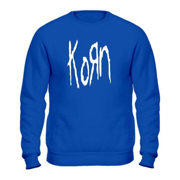Мужской свитшот С группой Korn