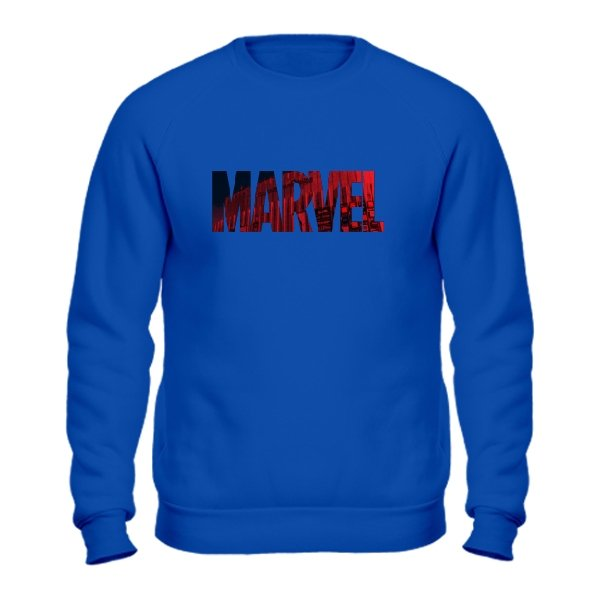 Cвитшот Marvel logo