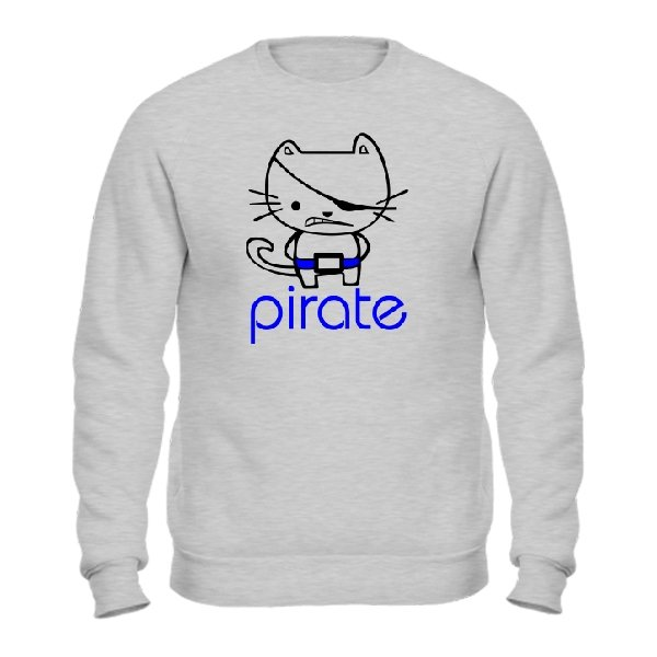Мужской свитшот Пират