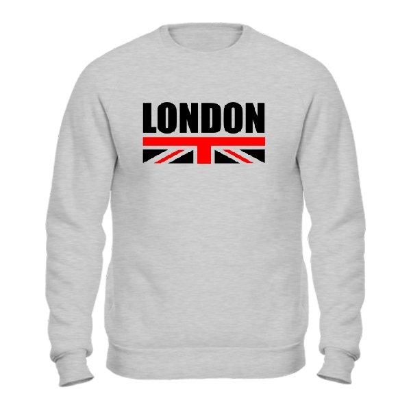 Мужской свитшот London
