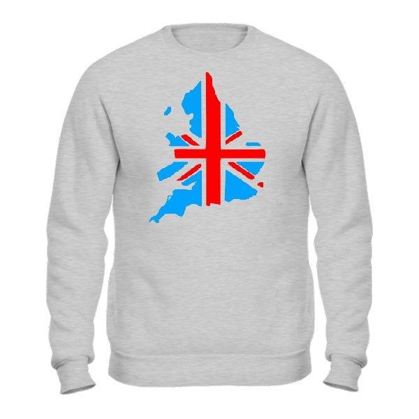 Мужской свитшот Британия