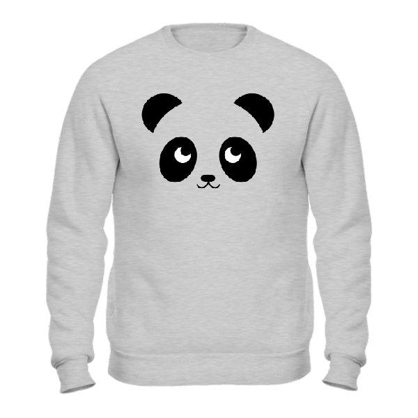 Мужской свитшот Маленькая Панда
