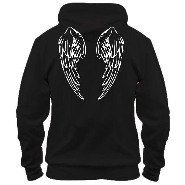 Толстовка Крылья Ангела