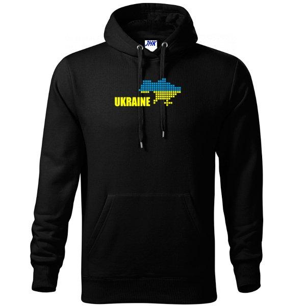 Толстовка Карта Украины