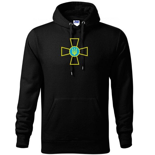 Толстовка Военный Символ Украины