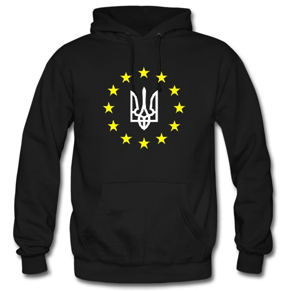 Толстовка Евро Украина