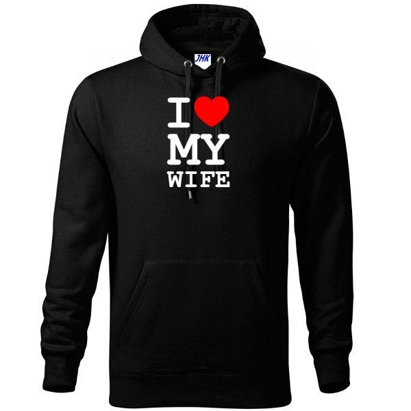 Толстовка Люблю Свою Жену