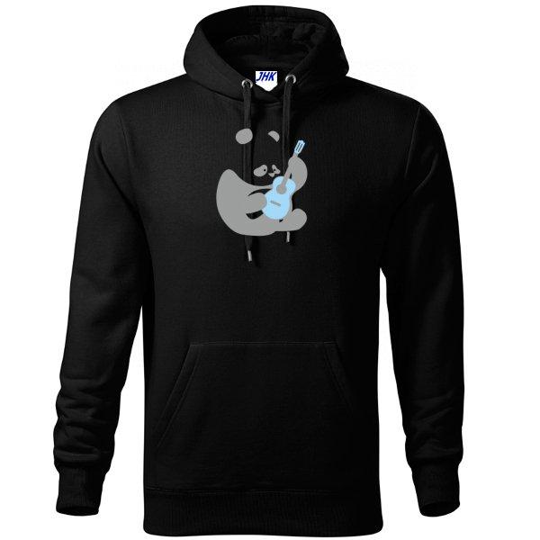 Толстовка Панда с Гитарой