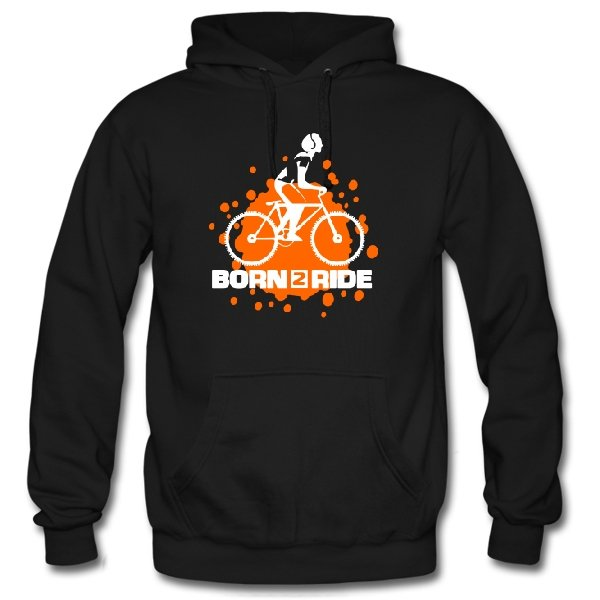 Толстовка Born 2 Ride