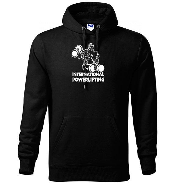 Толстовка International Powerlifting