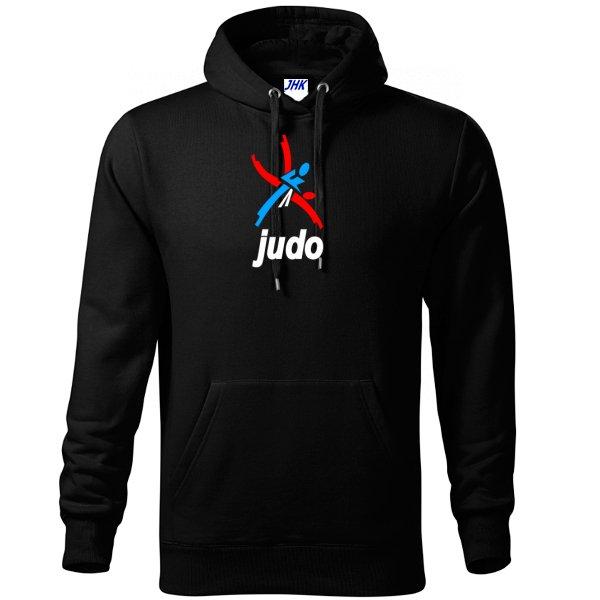 Толстовка Логотип Дзюдо