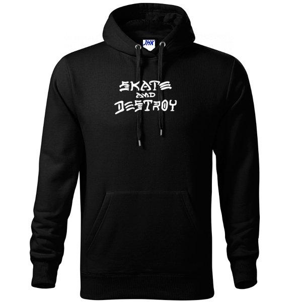 Толстовка Thrasher Skate and Destroy